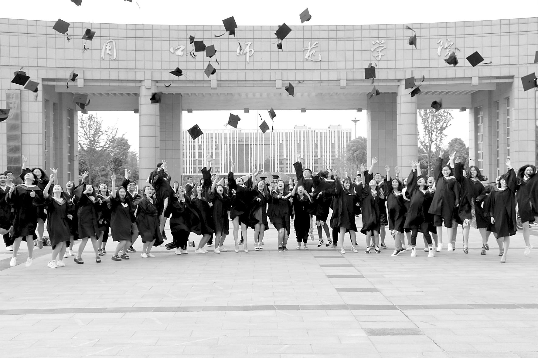 再见,青春!毕业是一场华丽的谢幕