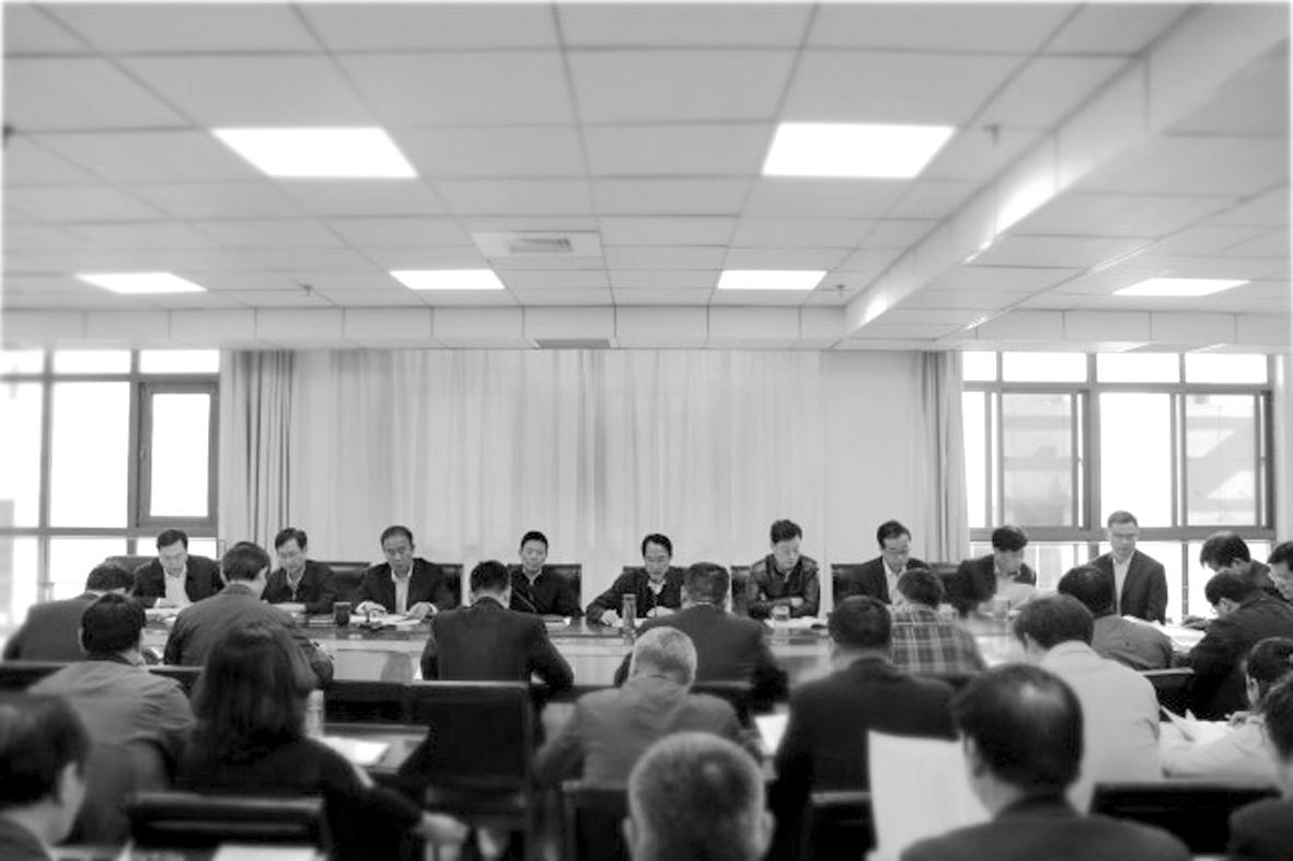 学校召开党委扩大会传达学习十九大精神