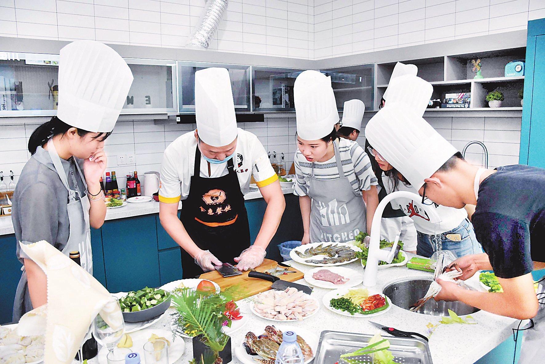 省内首家高校共享厨房亮相我校-福州大学校报电子版