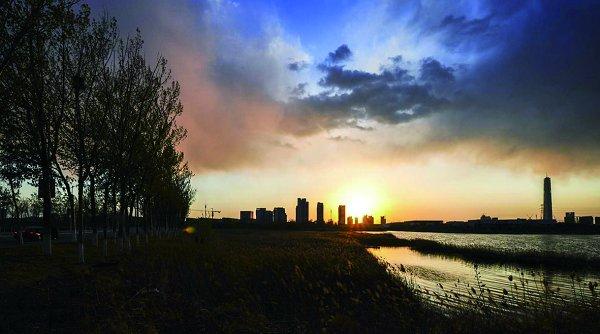 我校教职工摄影展作品《清明景和》-天津师范大学校报电子版