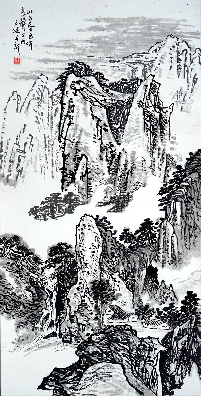 校庆90周年书画作品选登-安徽农业大学校报电子版