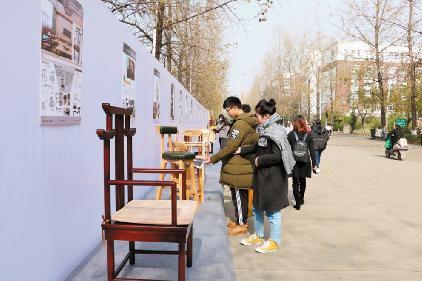 创意设计展 展学子风采-四川大学锦城学院校报电子版