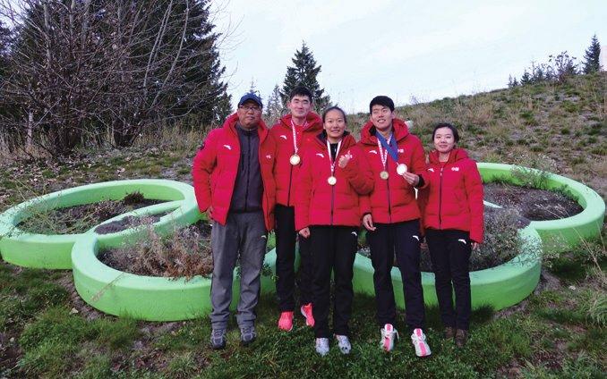我校科研团队助力中国钢架雪车队在国际赛场收获金牌-首都体育学院校报电子版