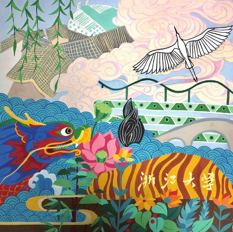 幼儿园美术线条画向日葵图片