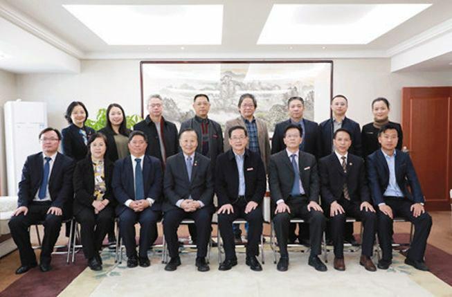 泰国格乐大学代表团访问我校-福建江夏学院校报电子版