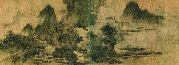 欧洲古典油画风景教学
