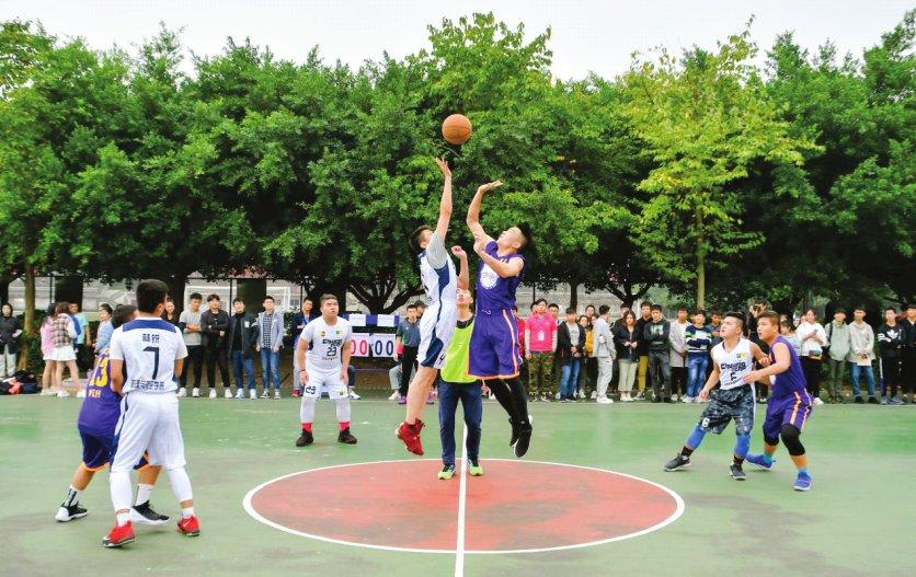 热血争霸  逐冠球场-重庆工业职业技术学院校报电子版