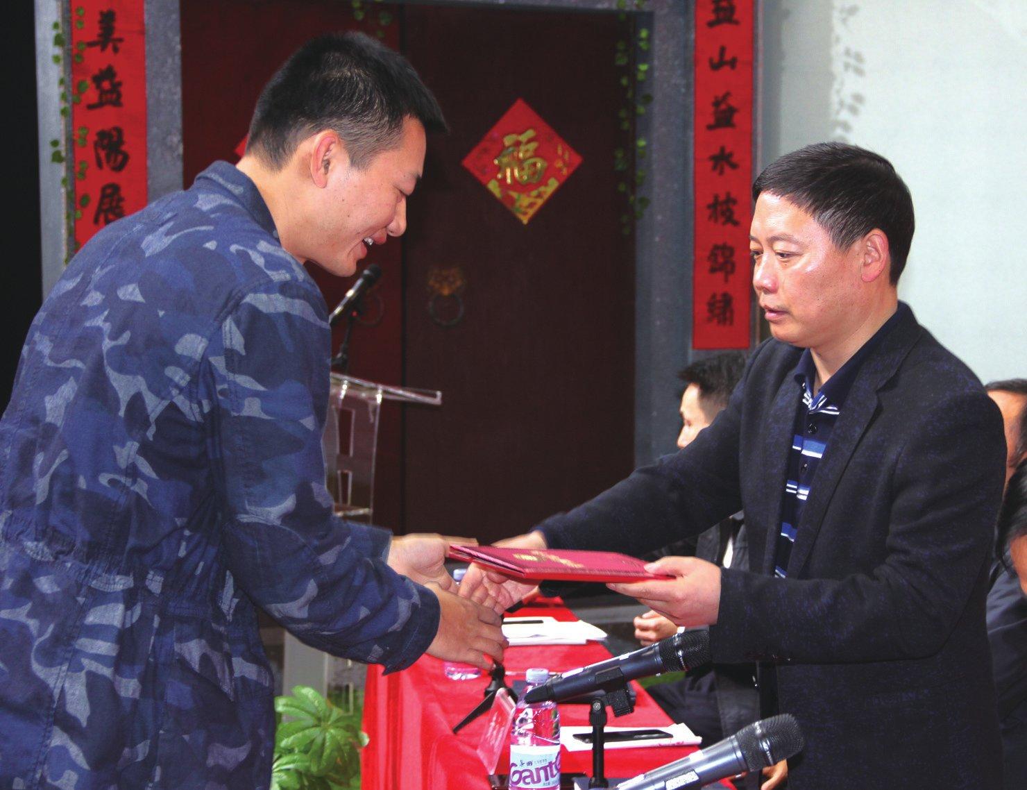广电系统欢庆记者节50名优秀新闻工作者受表彰