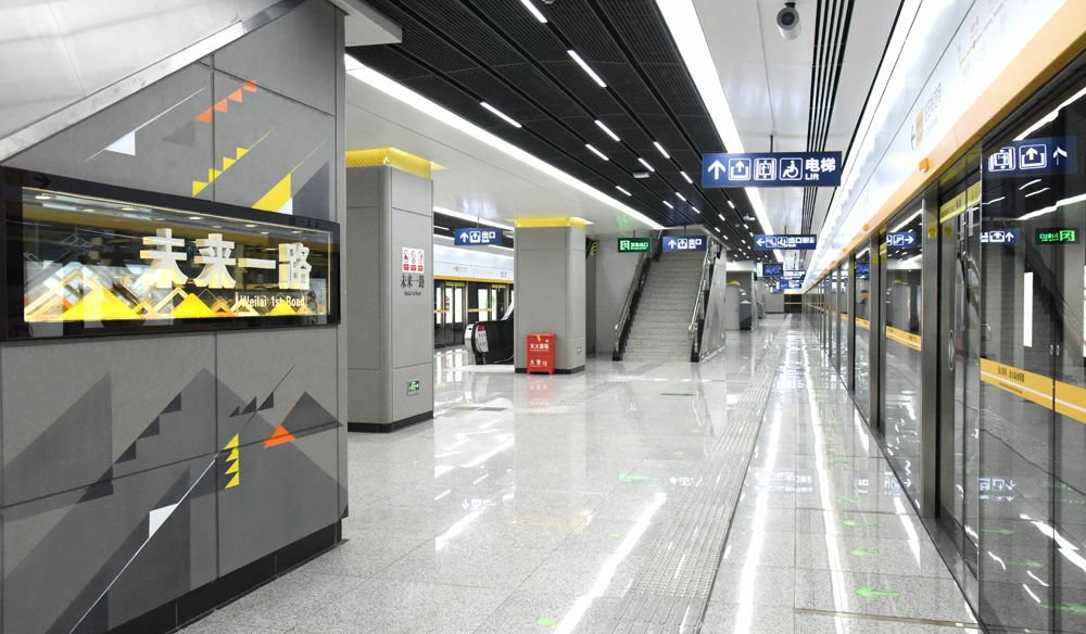 武汉地铁11号线工程: