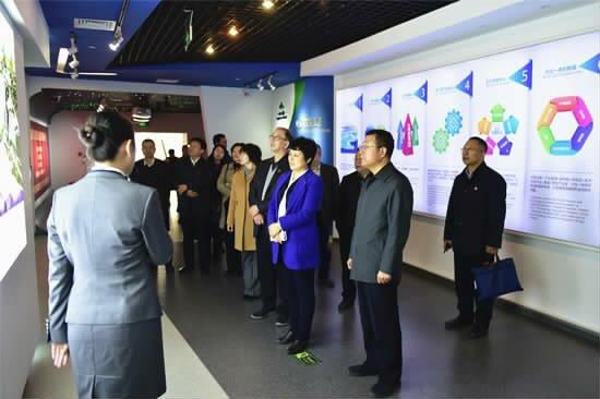 刘颖书记香气带、 蒋毅坚校长带队到北京经济技术开发区学习调研-北京石油化工学院校报电子版