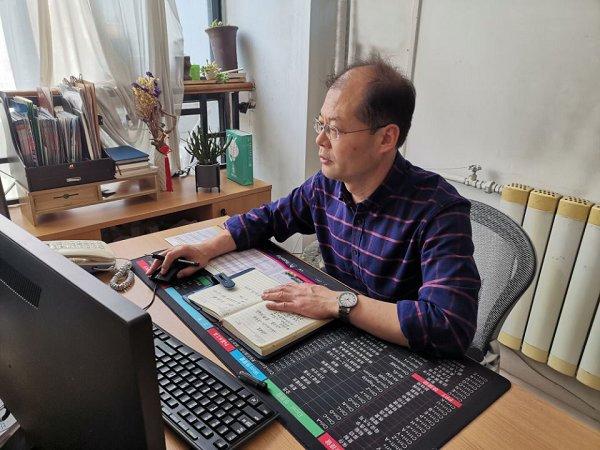 杨东:线上服务不停歇,就业工作不打烊