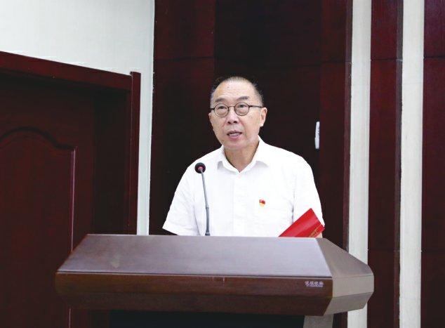 益通建设召开庆祝建党99周年大会