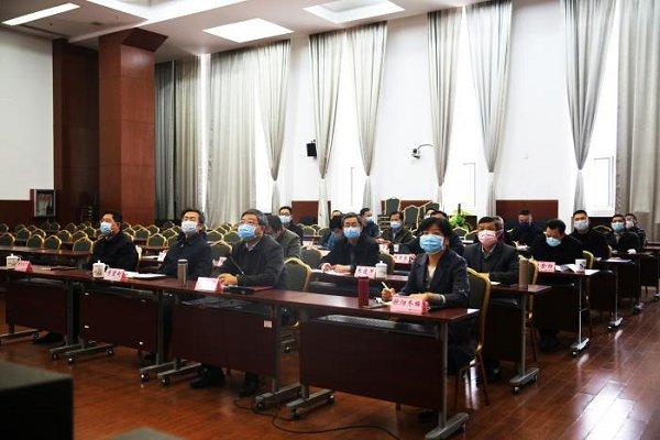 江西现代学院在2020年全省教育工作视频会上作典型发言-江西现代职业技术学院校报电子版