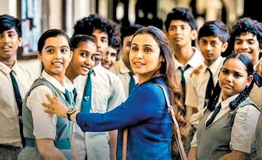 A good teacher is very important-Review of Hichki