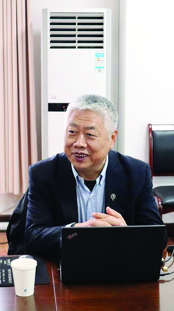 首都师范大学赵敏俐教授应邀来越文化研究院作专题讲座