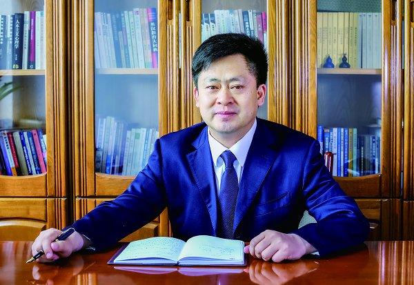 党委书记戚万学、校长张洪海发表2021新年贺词站在更高起点开辟孔子家乡大学高质量发展新境界
