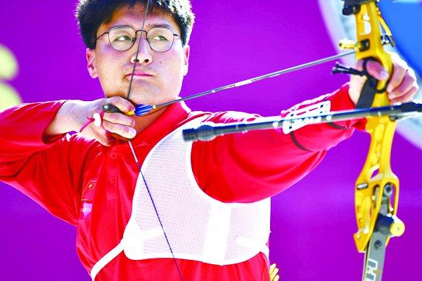曲园学子赵雪寅入选东京奥运会国家射箭队阵容