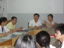 学院教务处对我院进行临床教学中期检查