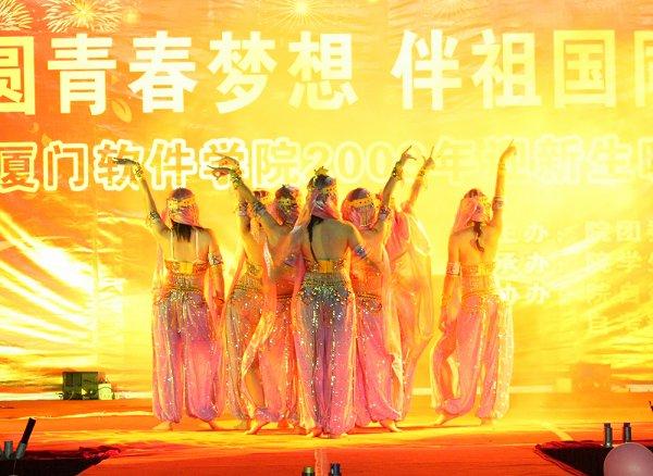 印度舞《千面》