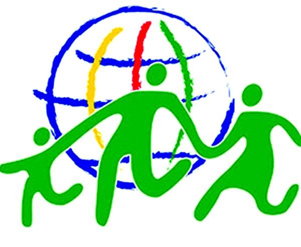 环保logo简笔画