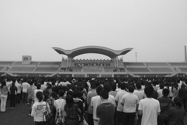 2010级新生开学典礼隆重举行