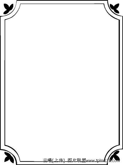ppt 背景 背景图片 边框 模板 设计 相框 420_560 竖版 竖屏