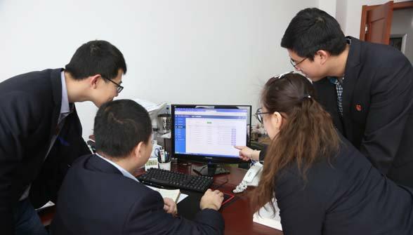 将党建工作与互联网相结合 二公司党建信息管理系统上线运行