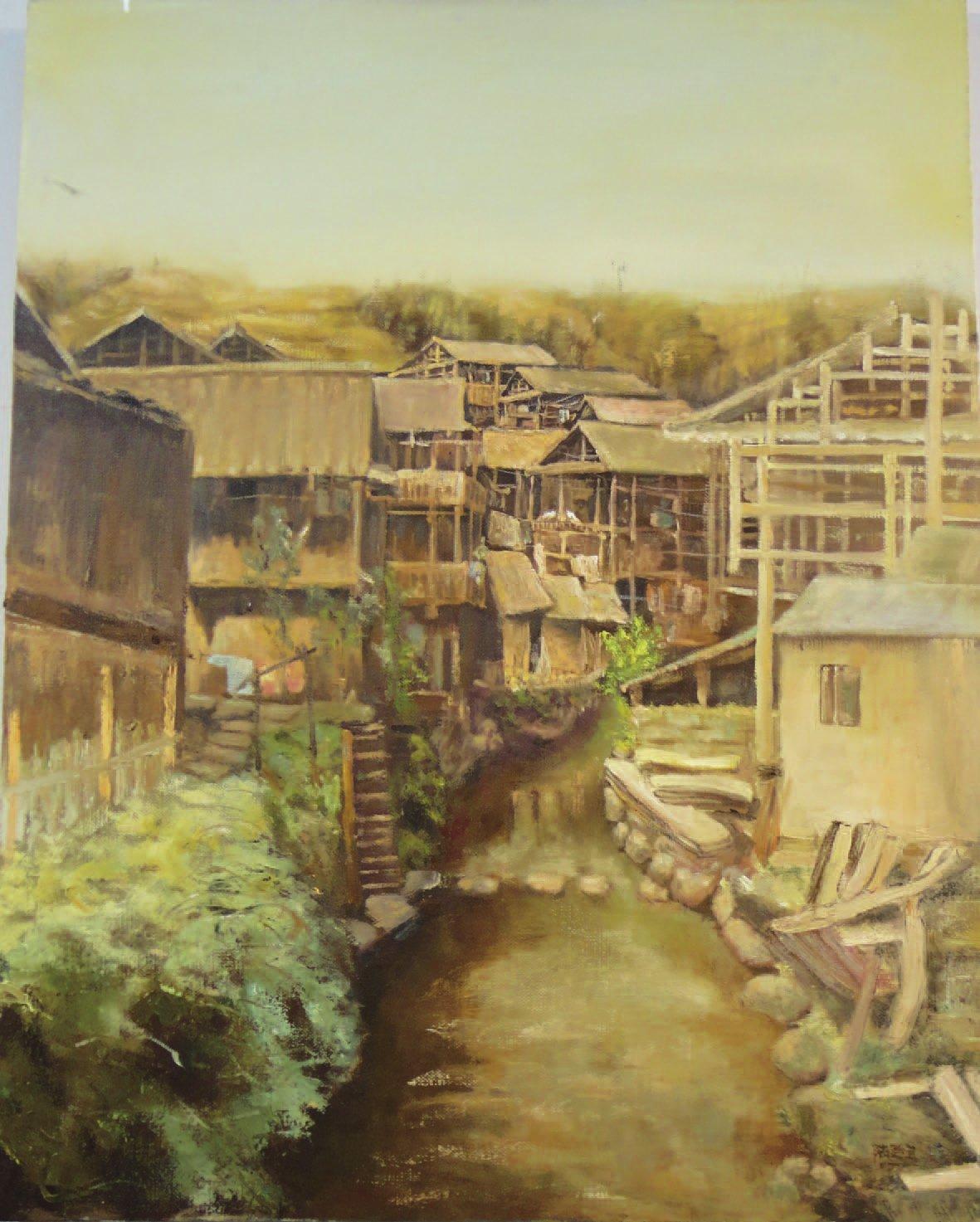 黔东南风景写生作品展