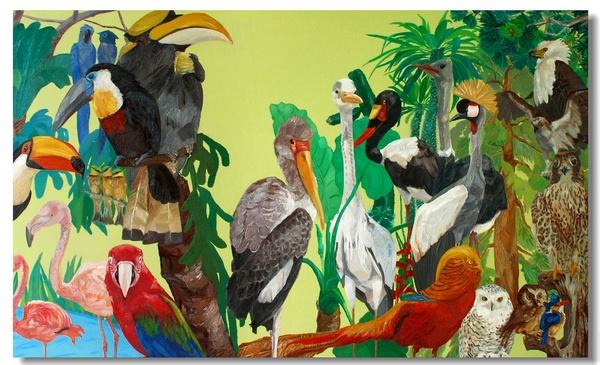 艺术设计学院教师作品入选第十二届全国美术作品展