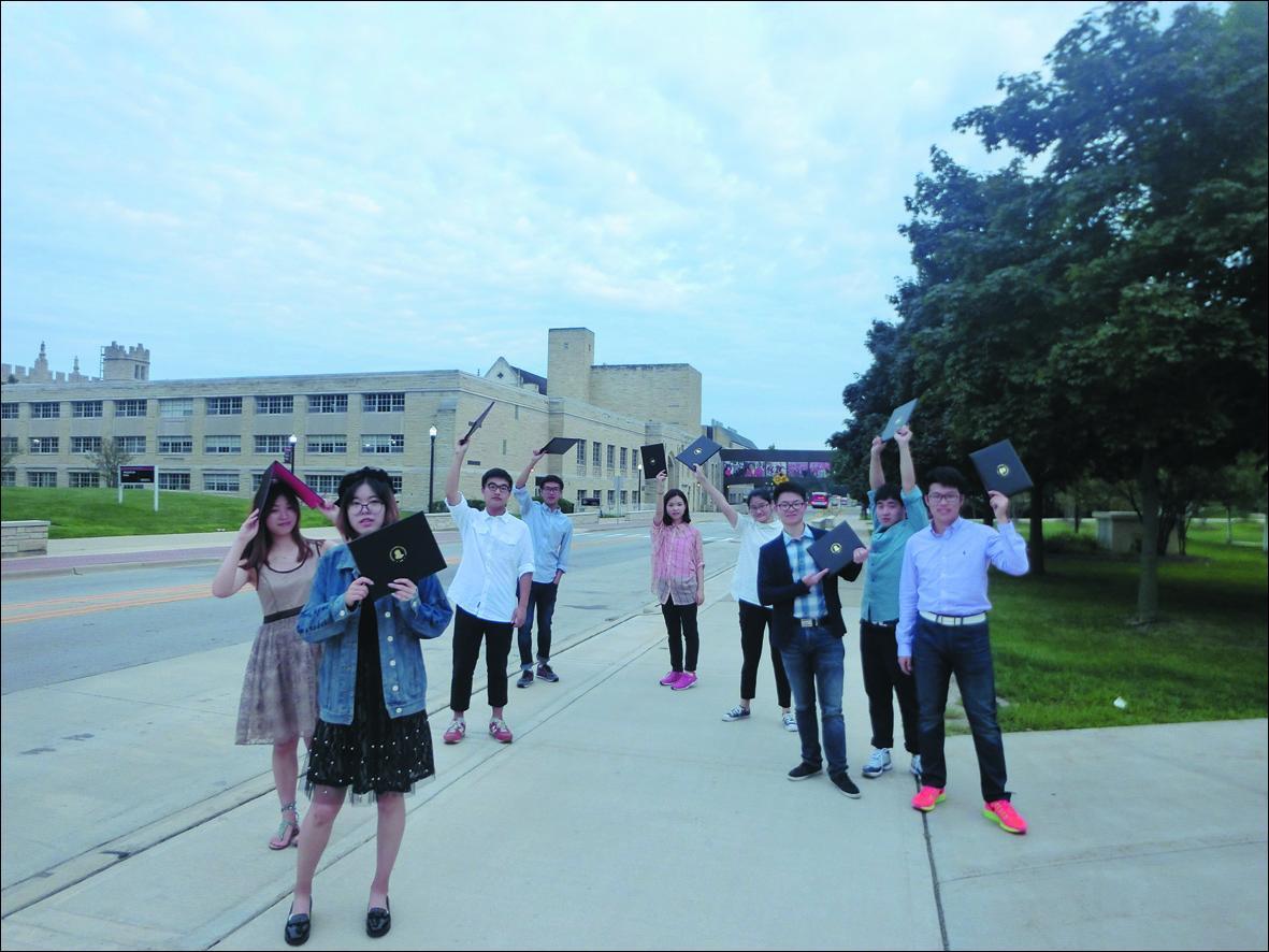海外夏令营  看见更大的世界-浙江万里学院校报电子版