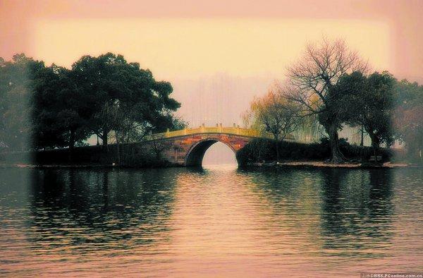 岁月缱绻江南桥