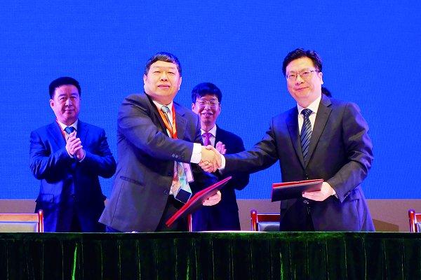 江南大学宜兴研究生院正式签约启动建设
