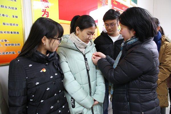 亮身份做表率-武昌首义学院校报电子版