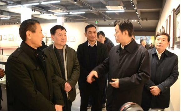 安徽省副省长谢广祥专程来我校调研-滁州学院校报电子版