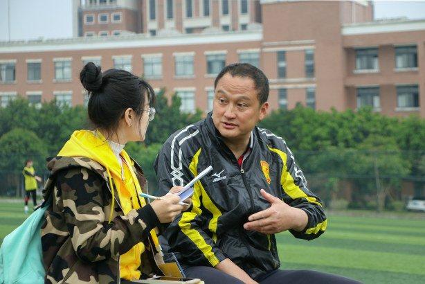 平分一个叫足球的梦――专访福建师范大学协和学院足球队