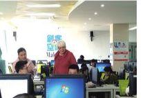 中外合作办学项目合作教学顺利实施 初见成效-安徽中澳科技职业学院校报电子版