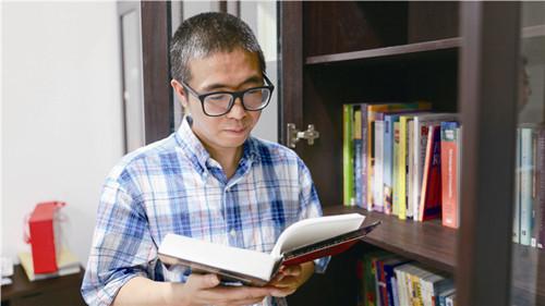 李永毅:永葆学习者的动力-重庆大学校报电子版