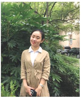 邓嘉莉 把握当下 朝着目标而拼搏-湖南财政经济学院校报电子版